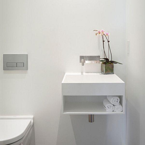 Small Bathroom Sink Decorating Ideas : Forbidden