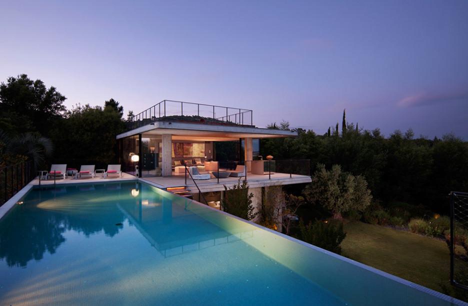 Interior design ideas architecture blog modern design for Pool design france