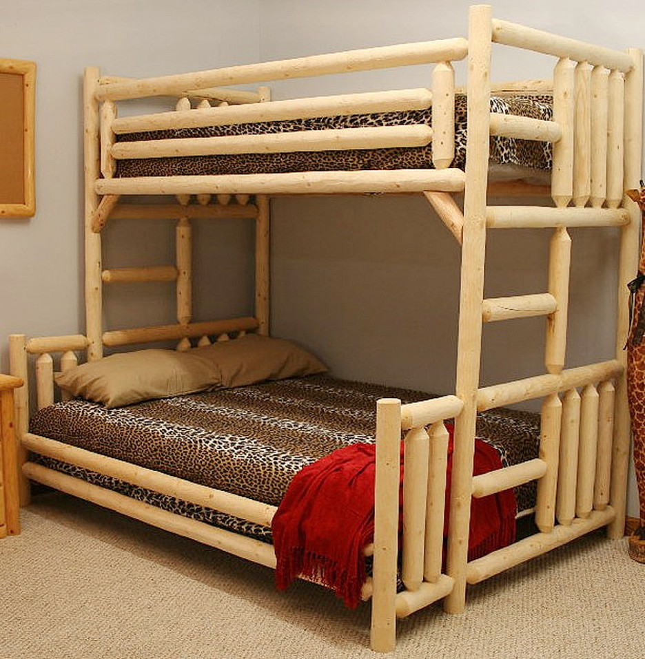 fe guide building : twin bed woodworking plans valet
